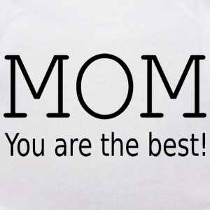 Mom you are the best! Bamser - Teddybjørn