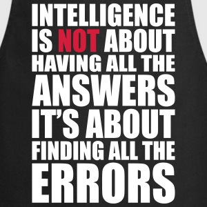 Intelligence  Aprons - Cooking Apron