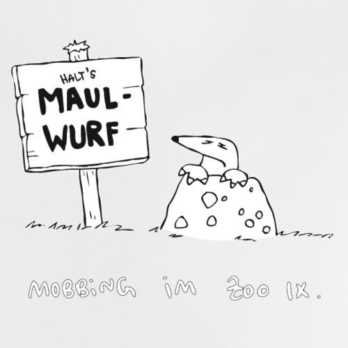 Mobbing Maulwurf