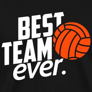 volleybal team T-shirts - Mannen Premium T-shirt