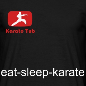 karate tub - Men's T-Shirt