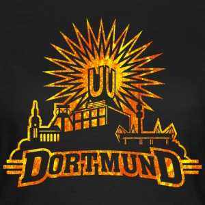 Dortmund, distressed - Frauen T-Shirt