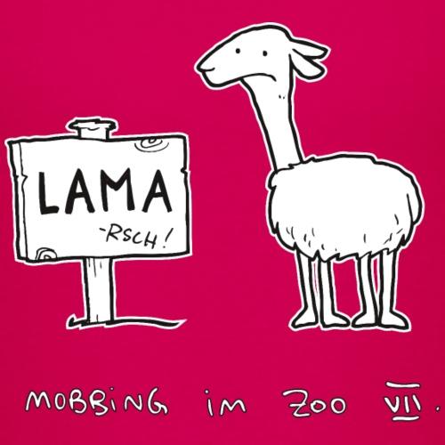 Mobbing Lama