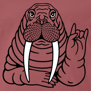 Walrus - Men's Premium T-Shirt