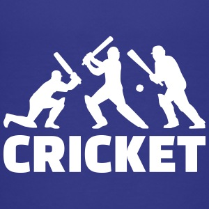 Cricket T-Shirts - Kinder Premium T-Shirt