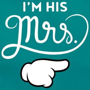 I\'m His Mrs. (Comic Hand) -Part 1 T-paidat - Naisten t-paita