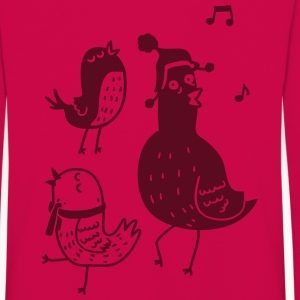 Birds - Kids' Premium Longsleeve Shirt