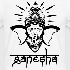 Ganesha T-Shirts - Men's Ringer Shirt