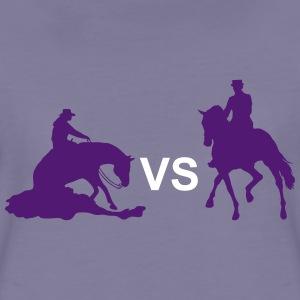 Western vs Dressur