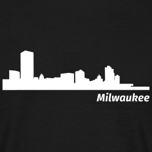 Milwaukee T-shirts - Mannen T-shirt