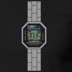Tee shirt Summer - watch - T-shirt Homme
