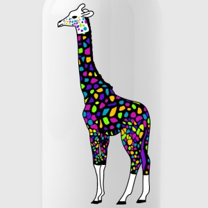 giraffa colorata Tazze & Accessori - Borraccia