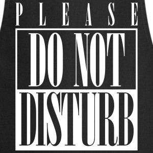 Do Not Disturb Tabliers - Tablier de cuisine
