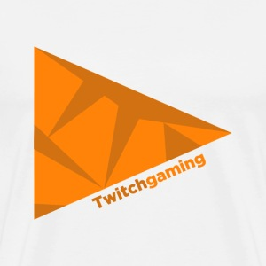 Twitchgaming Shirt | White - Männer Premium T-Shirt