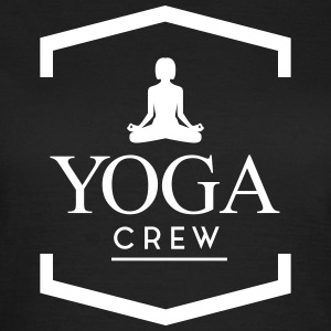 Yoga crew T-Shirts - Frauen T-Shirt