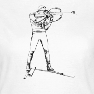 biathlon T-Shirts - Women's T-Shirt
