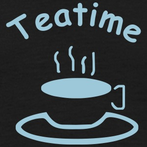 teatime Tee shirts - T-shirt Homme
