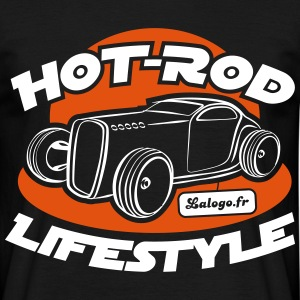 Hot-Rod Lifestyle Modern - T-shirt Homme