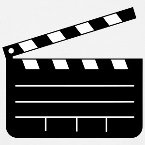 Clapperboard T-Shirts - Men's T-Shirt