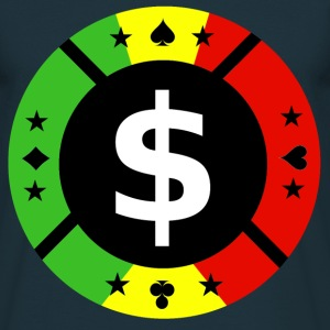 Poker Chip Tee shirts - T-shirt Homme