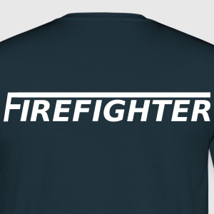 T-Shirt Fire Fighter - Männer T-Shirt