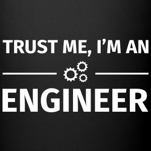 Trust me I'm an Engineer Mugs & Drinkware - Full Colour Mug