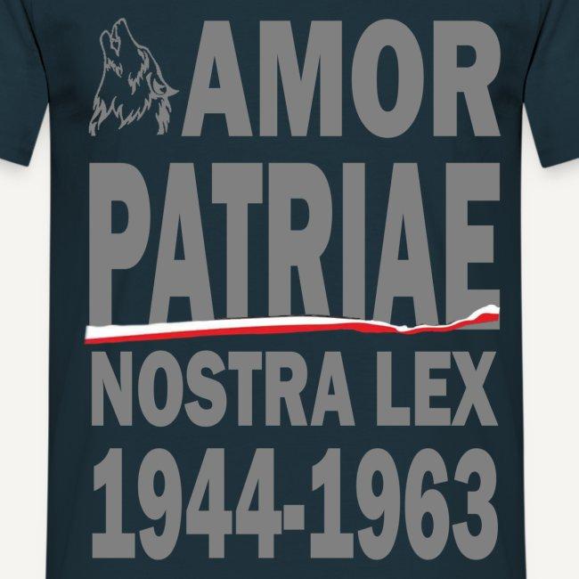 Amor patria nostra lex 1944-1963