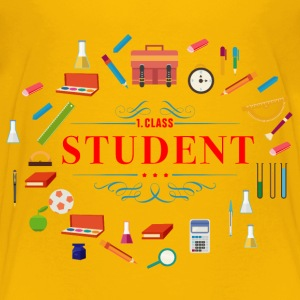 pupil_student_02201601 T-Shirts - Teenager Premium T-Shirt