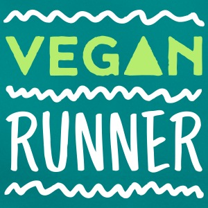 Vegan Runner T-Shirts - Frauen T-Shirt
