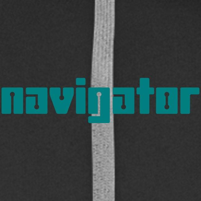 Hooded Jacket - Navigator