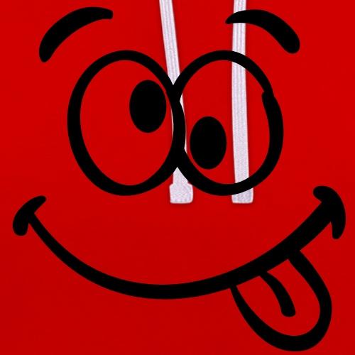 Crazy smile