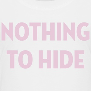Nothing to Hide / Style / Mode / Swag / Vogue Shirts - Kids' Premium T-Shirt