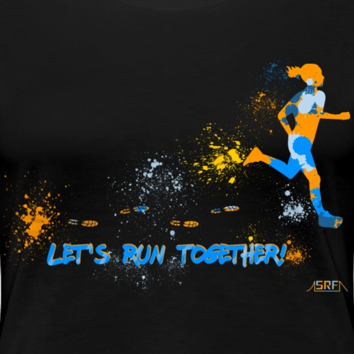 Let's run together!