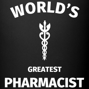 World's Greatest Pharmacist Kopper & tilbehør - Ensfarget kopp