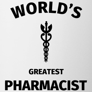 World's Greatest Pharmacist Tassen & Zubehör - Tasse