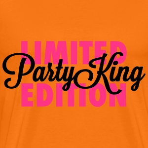 Limited Edition Party King T-Shirts - Men's Premium T-Shirt
