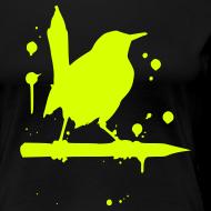 Motiv ~ vogel grell