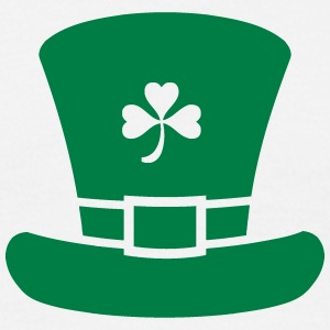 leprechaun's hat T-shirts - Mannen T-shirt