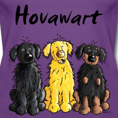 Hovawart – Hovi – Dog – Shirt Design