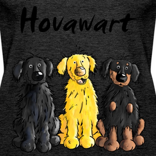 Hovawart – Hovi – Dog – Shirt Design