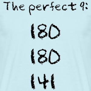 The perfect 9 T-Shirts - Männer T-Shirt