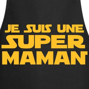 super maman - Tablier de cuisine