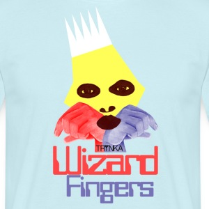 Trynka Has Wizard Fingers T-Shirts - Men's T-Shirt