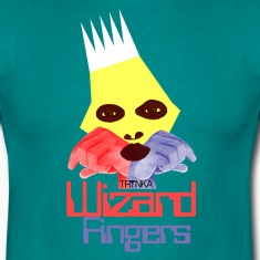 Trynka Has Wizard Fingers T-Shirts