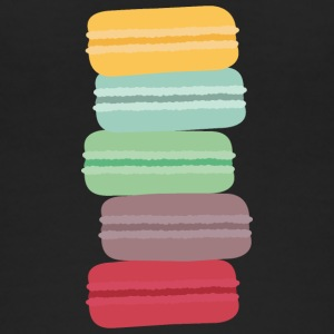colorful macarons Tops - Women's Organic Tank Top