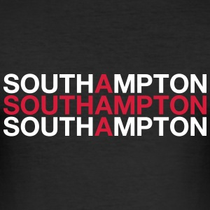 SOUTHAMPTON T-Shirts - Men's Slim Fit T-Shirt