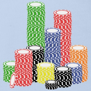 poker chips Baby Bodys - Baby Bio-Kurzarm-Body