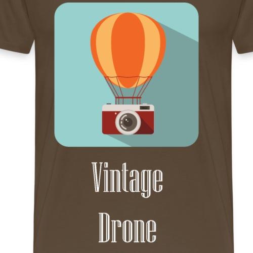 Vintage drone
