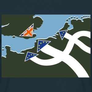 Dad's Army Brexit [wide] - Men's T-Shirt
