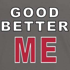 GOOD BETTER ME T-Shirts - Women's Ringer T-Shirt